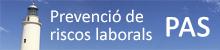 Prevenció riscos laborals PAS, (obriu en una finestra nova)