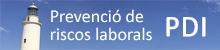Prevenció riscos laborals PDI, (obriu en una finestra nova)